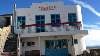 The Marine Theatre, Lyme Regis