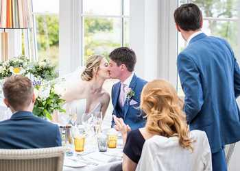 Lyme Regis Weddings at The Hotel Alexandra