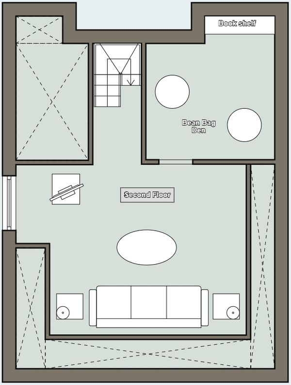 Apartment 2 Floor Plan